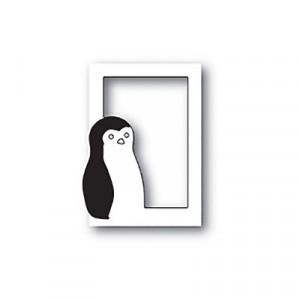 Memory Box Stanzschablone - Little Penguin Collage