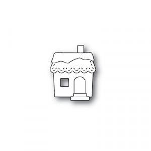 Memory Box Stanzschablone - Stitched Cabin