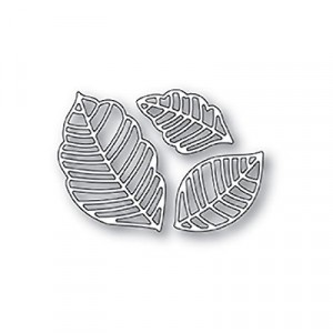 Memory Box Stanzschablone - Fine Cut Leaves