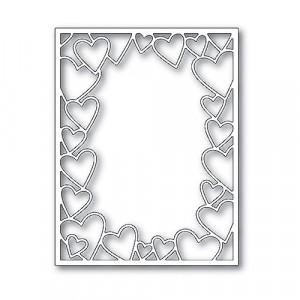 Memory Box Stanzschablone - Heart Frame