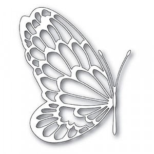 Memory Box Stanzschablone - Big Butterfly Wing