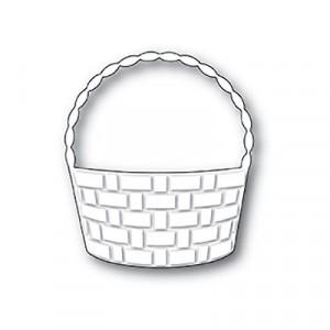 Memory Box Stanzschablone - Woven Basket