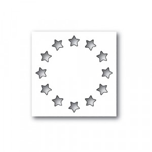Memory Box Stanzschablone - Starry Ring