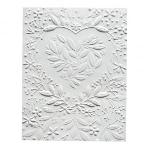 Memory Box 3D Prägeschablone - Heart Bouquet