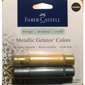 Faber Castell Gelatos Set metallic