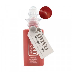 Nuvo Vintage Drops - Postbox Red