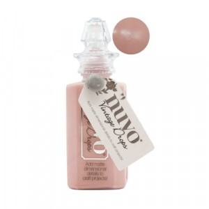 Nuvo Vintage Drops - Dusty Rose