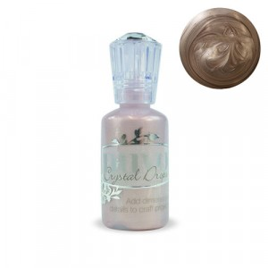 Nuvo Crystal Drops - Antique Rose