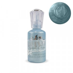 Nuvo Crystal Drops - Wedgwood Blue