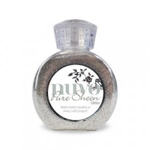 Nuvo Pure Sheen Glitter - Silver