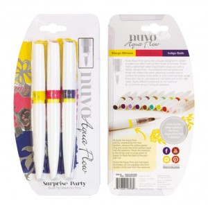 Nuvo Aqua Flow Pens - Surprise Party