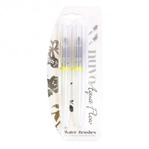 Nuvo Aqua Flow Pens Wassertankpinsel-Set