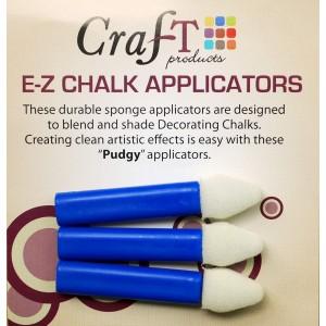 Chalk Applicator - Schaumstoff-Applikator 3 Stk.
