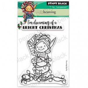 Penny Black Clear Stamps - Beaming