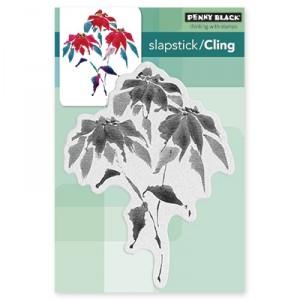 Penny Black Cling Stamps - La Fleur Rouge