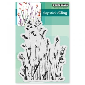 Penny Black Cling Stamps - Nature's Paintbrushes