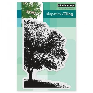 Penny Black Cling Stamps - Shade Canopy