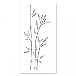 Penny Black Creative Dies Stanzschablone - Bamboo Cut Outs