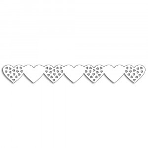 Penny Black Creative Dies Stanzschablone - Heart Border