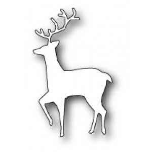Poppy Stamps Stanzschablone - Curious Deer