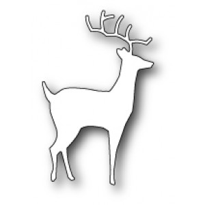 Poppy Stamps Stanzschablone - Peaceful Deer
