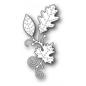 Poppy Stamps Stanzschablone - Verona Flourish
