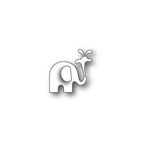 Poppy Stamps Stanzschablone - Small Elephant