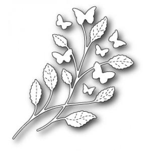 Poppy Stamps Stanzschablone - Hampstead Butterfly Stem