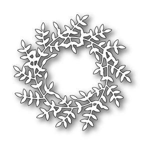 Poppy Stamps Stanzschablone - Freida Wreath
