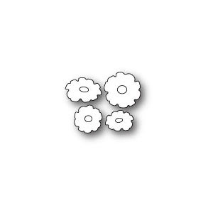 Poppy Stamps Stanzschablone - Blooming Blossoms