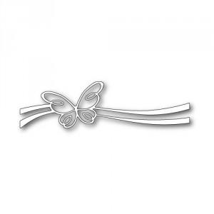 Poppy Stamps Stanzschablone - Bellina Butterfly Ribbon