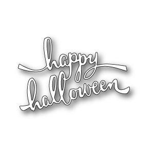 Poppy Stamps Stanzschablone - Hip Halloween