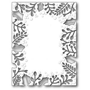 Poppy Stamps Stanzschablone - Botanica Frame