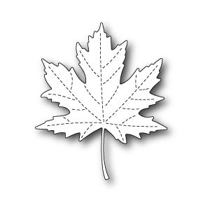 Poppy Stamps Stanzschablone - Majestic Maple