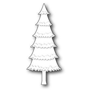 Poppy Stamps Stanzschablone - Winter Pine