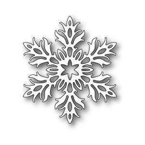Poppy Stamps Stanzschablone - Laurette Snowflake
