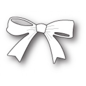 Poppy Stamps Stanzschablone - Lovely Gift Bow