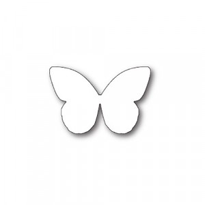 Poppy Stamps Stanzschablone - Corden Butterfly
