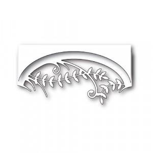 Poppy Stamps Stanzschablone - Palma Curve