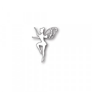 Poppy Stamps Stanzschablone - Posing Faerie