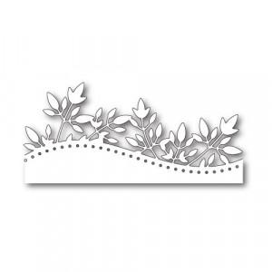 Poppy Stamps Stanzschablone - Freida Curve