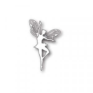 Poppy Stamps Stanzschablone - Graceful Faerie