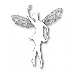 Poppy Stamps Stanzschablone - Large Nimble Faerie