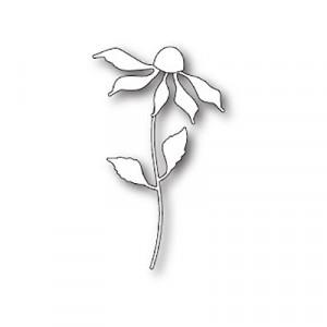 Poppy Stamps Stanzschablone - Ragged Daisy