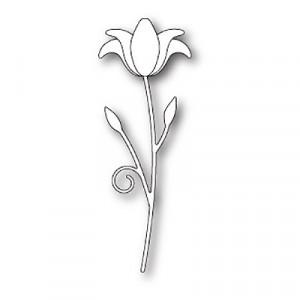 Poppy Stamps Stanzschablone - Tender Tulip
