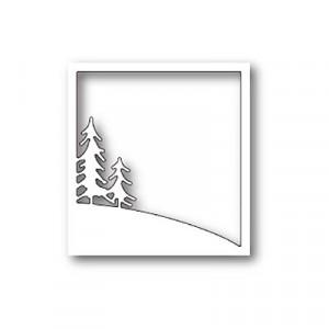 Poppy Stamps Stanzschablone - Sloping Hillside