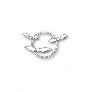 Poppy Stamps Stanzschablone - Bat Ring