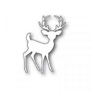 Poppy Stamps Stanzschablone - Surprise Deer