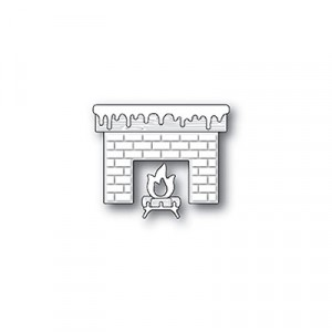 Poppy Stamps Stanzschablone - Cozy Hearth