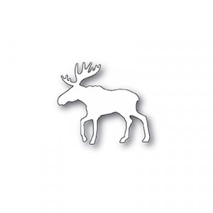 Poppy Stamps Stanzschablone - Magnificent Moose